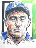 Honus Wagner Pittsburgh Pirates Limited Edition Print