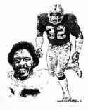 Jack Tatum Oakland Raiders Limited Edition Lithograph
