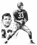 Sammy Baugh Washington Redskins Limited Edition Lithograph