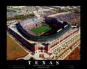 8 X 10 Ballpark in Arlington (Day) Texas Rangers Aerial Print