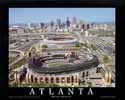8 X 10 Turner Field Atlanta Braves Aerial Photo