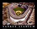 8 X 10 Yankee Stadium New York Yankees Aerial Print