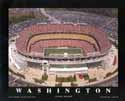 8 X 10 Fed Ex Field Washington Redskins Aerial Print