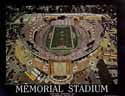 8 X 10 Memorial Stadium Baltimore Ravens Aerial Print
