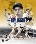 Joe DiMaggio New York Yankees Photo