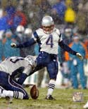 Adam Vinatieri New England Patriots Photo