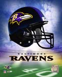 Team Helmet Baltimore Ravens Photo