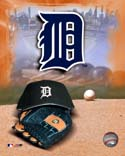 Logo/Cap Detroit Tigers Photo