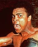 Muhammad Ali Boxing Photo