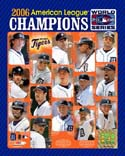 2006 ALCS Champs Detroit Tigers Photo