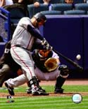 Brian McCann Atlanta Braves Photo