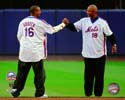 Daryll Strawberry & Dwight Gooden New York Mets Photo