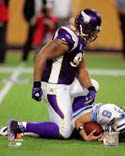 Kevin Williams Minnesota Vikings Photo