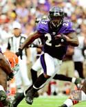 Willis McGehee Baltimore Ravens Photo