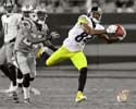Antonio Brown 2014 Spotlight Action Pittsburgh Steelers Photo