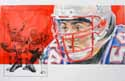 Tedy Bruschi New England Patriots Limited Edition Print