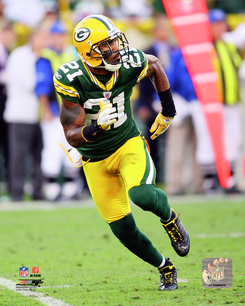 Charles Woodson Green Bay Packers Photo