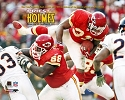 Priest Holmes Kansas City Chiefs Photo