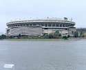 16 X 20 Three Rivers Stadium Pittsburgh Steelers Photo