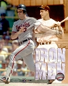 Iron Men Cal Ripken Jr. & Lou Gehrig Photo
