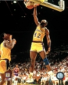 James Worthy Los Angles Lakers Photo