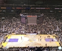 16 X 20 Staples Center Los Angeles Lakers Photo