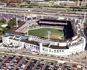 16 X 20 Comiskey Park Chicago White Sox Photo