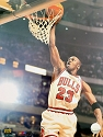 11 X 14 Michael Jordan Chicago Bulls Photo
