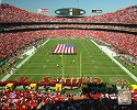 16 X 20 Arrowhead Stadium Kansas City Chiefs Photo
