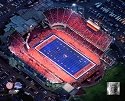 16 X 20 Bronco Stadium Boise State Broncos Photo