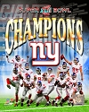 16 X 20 Super Bowl XLII New York Giants Photo