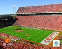 16 X 20 Memorial Stadium Clemson Tigers Photo