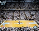 16 X 20 Dean Smith Center North Carolina Tar Heels Photo