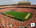 16 X 20 Neyland Stadium Tennessee Volunteers Photo