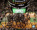 TD Banknorth Garden Boston Celtics Photo