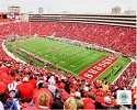 16 X 20 Camp Randall Wisconsin Badgers Photo
