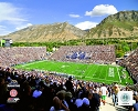 16 X 20 Lavell Edwards Stadium BYU Cougars Photo