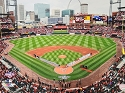 16 X 20 Busch Stadium St. Louis Cardinals Photo