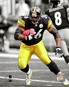 Jerome Bettis Pittsburgh Steelers Photo