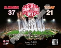 2010 National Championship Alabama v. Texas Photo