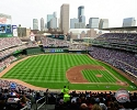 16 X 20 Target Field Minnesota Twins Photo