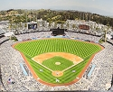16 X 20 Dodger Stadium Los Angeles Dodgers Photo