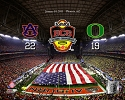 2011 BCS Champs Auburn Tigers Photo