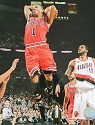 Derrick Rose Chicago Bulls Photo