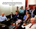 Barack Obama War Room Photo