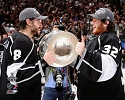 Drew Doughty & Jonathan Quick Los Angeles Kings Photo