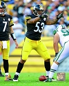 Maurkice Pouncy Pittsburgh Steelers Photo